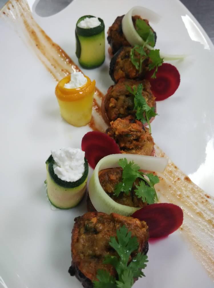 Monsoon recipe - The Deltin, Daman