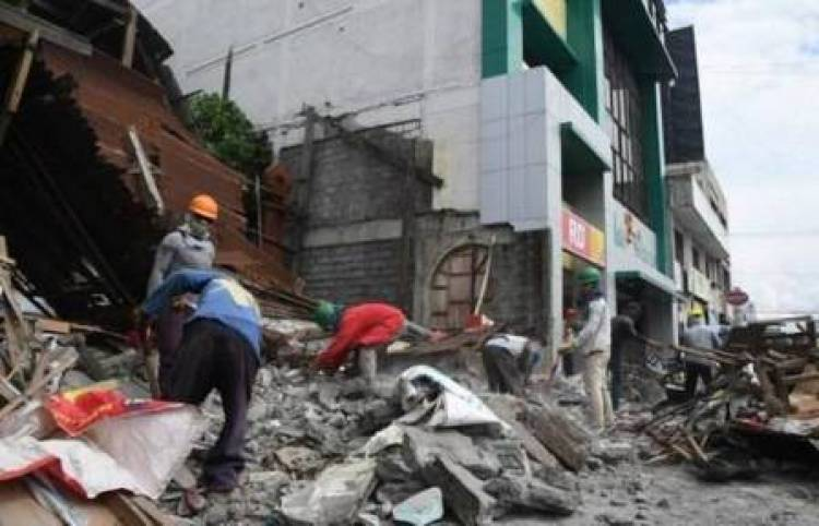7.2-magnitude quake jolts Indonesia