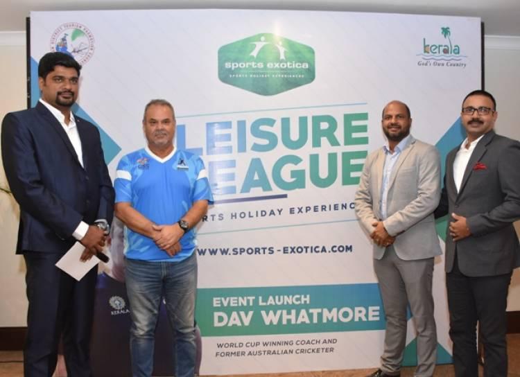 Sports Exotica announces Cricket Leisure League