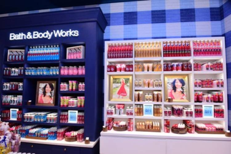 Exclusive Pre-Launch Preview of Bath and Body Works at VR Chennai