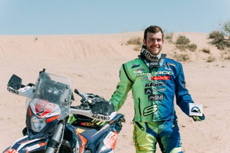 Sherco TVS Rally Factory Team announces squad for Baja Aragon 2019