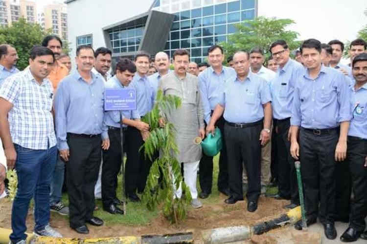 UNO MINDAorganizes Tree Plantation Drive