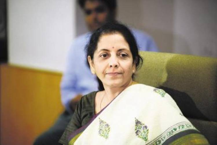 Business failures shouldn't be a taboo: Sitharaman