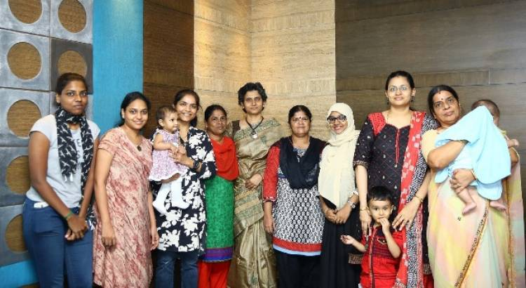 On the Occasion of World Breastfeeding Week, Fortis Malar Hospital