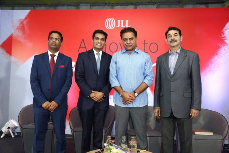 Hyderabad gets continued support from occupiers and investors