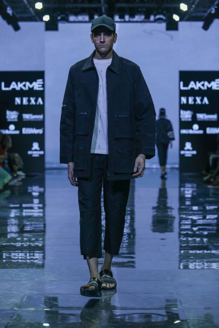 The Fast-Paced High Energy STREETFEAT Show Created Excitement with Four Dynamic Collections at Lakmé Fashion Week Winter/Festive 2019