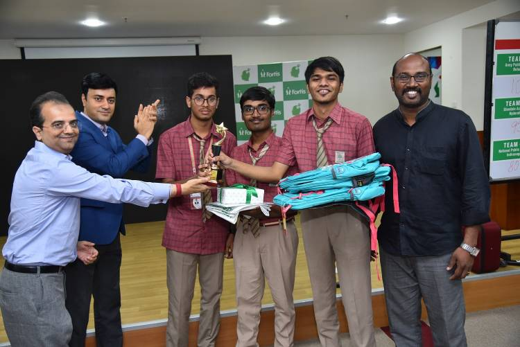 Maharishi Residential International School, Chennai wins 'PSYCH-ED 2019' Zonal Finals