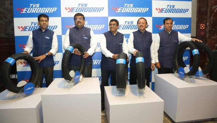 TVS Srichakra Ltd Launches Brand TVS Eurogrip: Aimed At Millennials