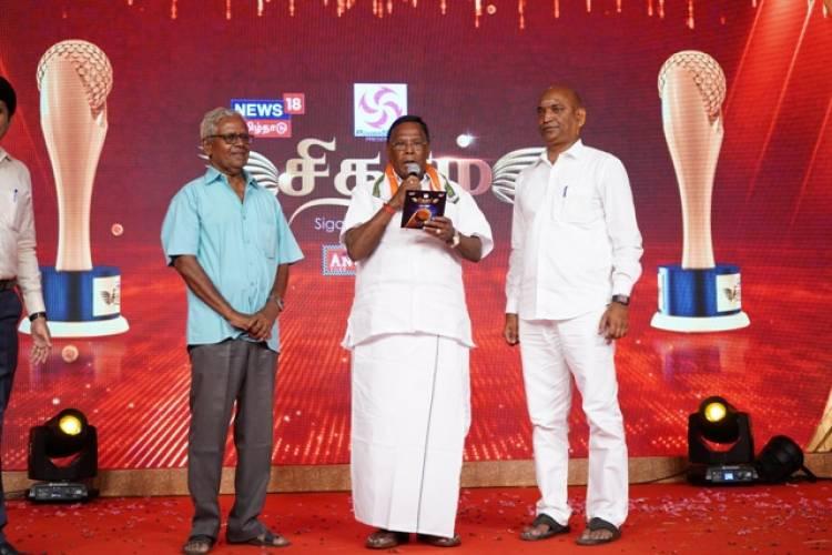 நியூஸ் 18 தமிழ்நாடு - சிகரம் விருதுகள்' 2019