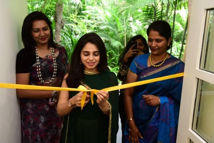 Shuba Jagan presented 'Pehnava' an exclusive two day shopping extravaganzaon 4th& 5th September 2019