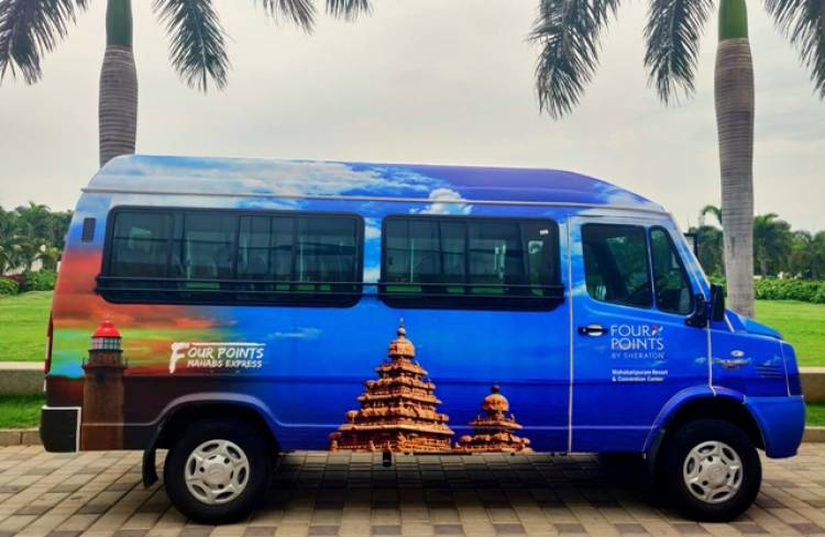"""Four Points Mahabs Express"" by Four Points by Sheraton, Mahabalipuram Resort and Convention Centre"