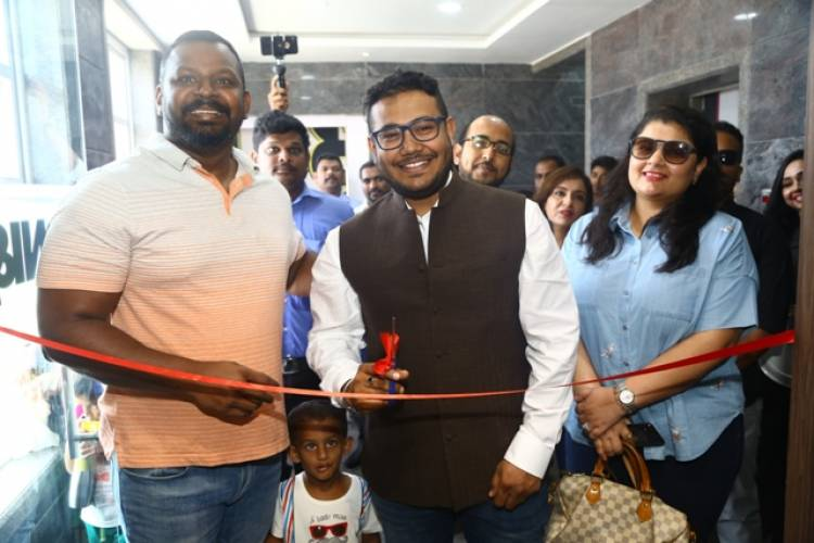 Toni & Guy launch their newest outlet in Sholinganallur