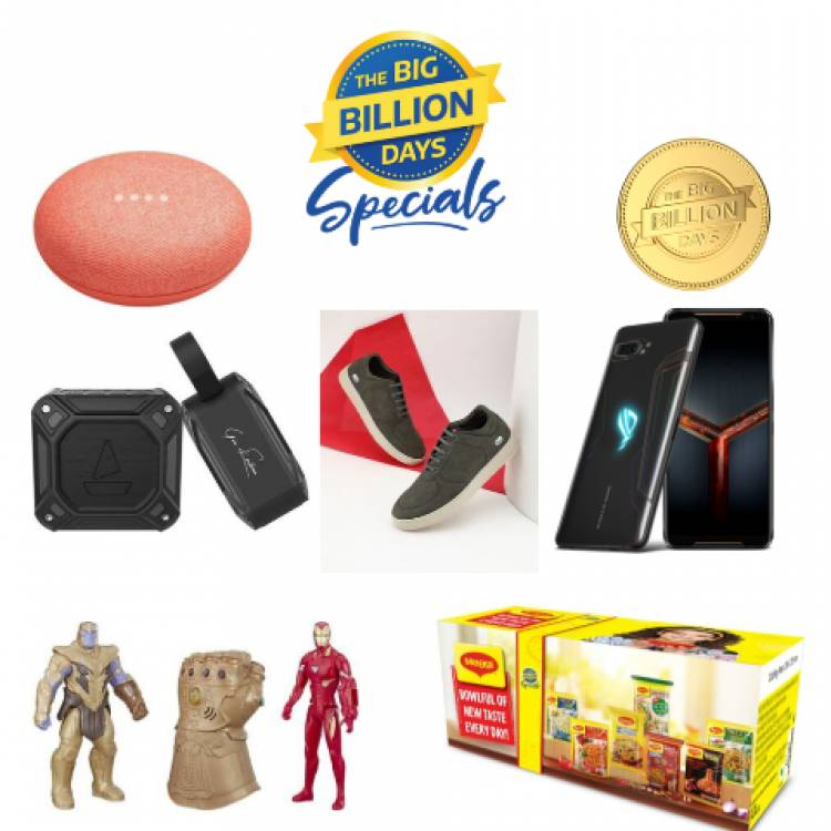 Flipkart unveils The Big Billion Days Specials for consumers across India