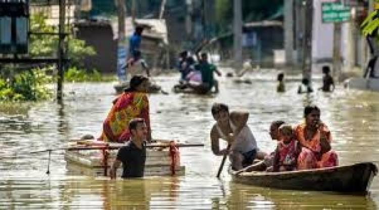 பீகார் மாநிலத்தில் கனமழை காரணமாக 29 பேர் உயிரிழப்பு !!