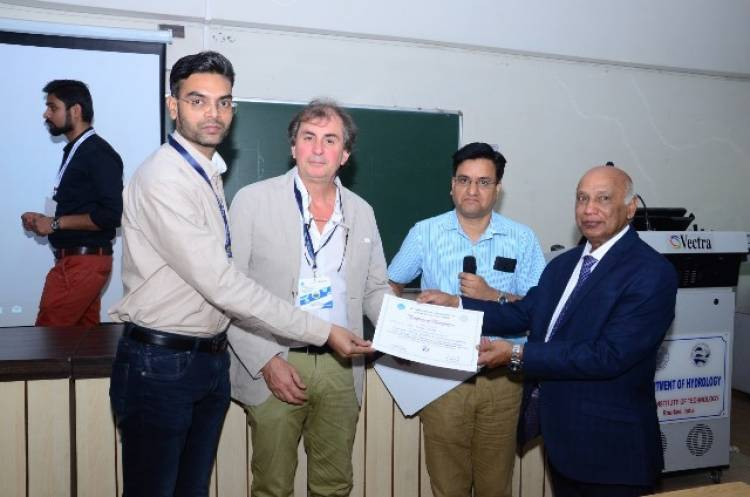 Department of Hydrology, IIT Roorkee Organises 8th International Groundwater Conference (IGWC 2019)