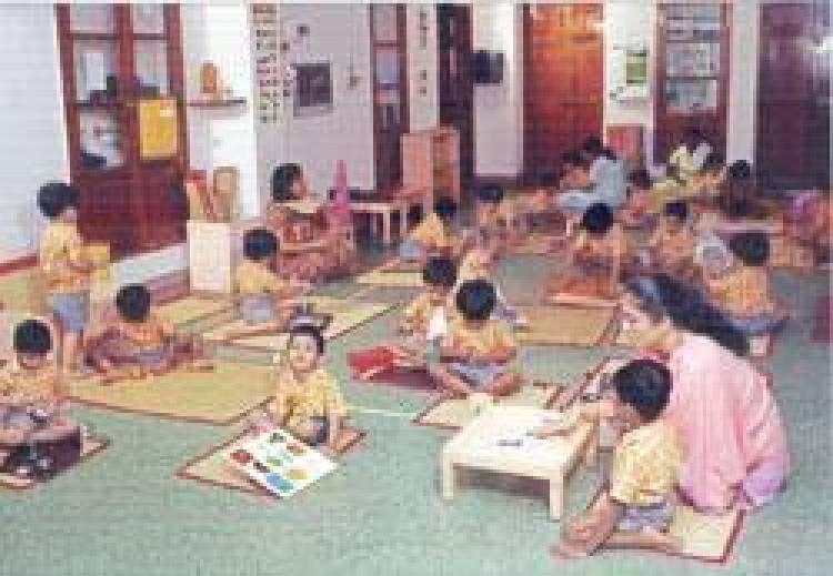 அடுத்த ஆண்டுக்குள் 100 பள்ளிகளில் மாண்டிசொரி கல்வி முறை: மாநகராட்சி ஆணையா் கோ.பிரகாஷ்