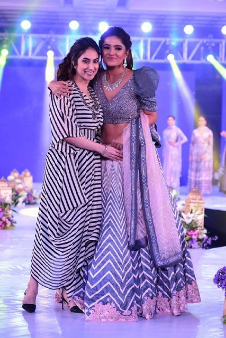 Bandana Narula launches 'Dazva' with showstopper Vani Bhojan