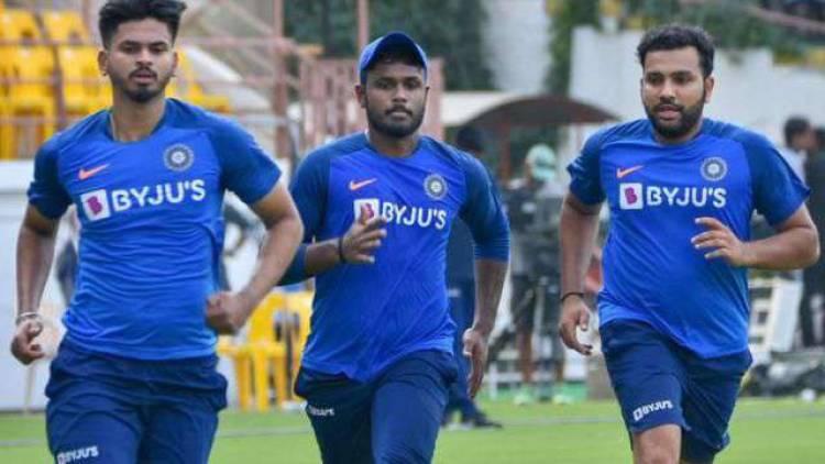 இரண்டாவது டி -20 போட்டி..! வெற்றி பெற வேண்டும் என்ற முனைப்புடன் இந்திய அணி ..!