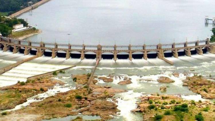 மேட்டூர் அணைக்கு நீர்வரத்து வினாடிக்கு 6,205 கனஅடியில் இருந்து 7,890 கனஅடியாக அதிகரிப்பு