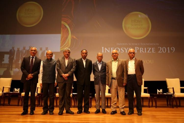 Infosys Science Foundation Announces Winners of the 11th Infosys Prize