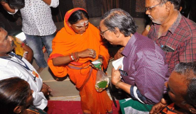 ஸ்ரீ ஆத்ம சித்தர் லட்சுமி அம்மா!
