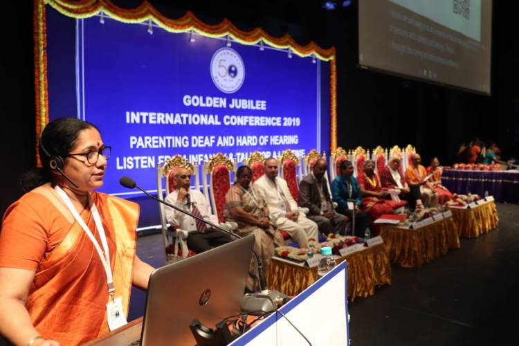 BalavidyalayaSchool for Young Deaf Children Organised an International Conference on Parenting Deaf and Hard Of Hearing Children