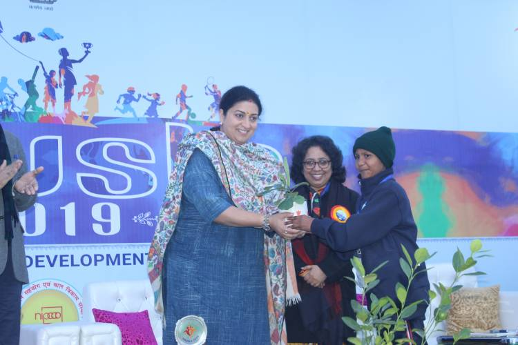 CHILDLINE India Foundation participates in Hausla Week 2019
