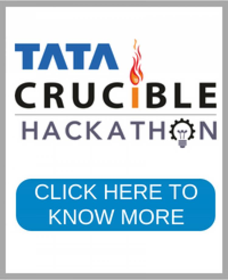 Inviting quizzing minds to participate in Tata Crucible Campus Quiz 2020