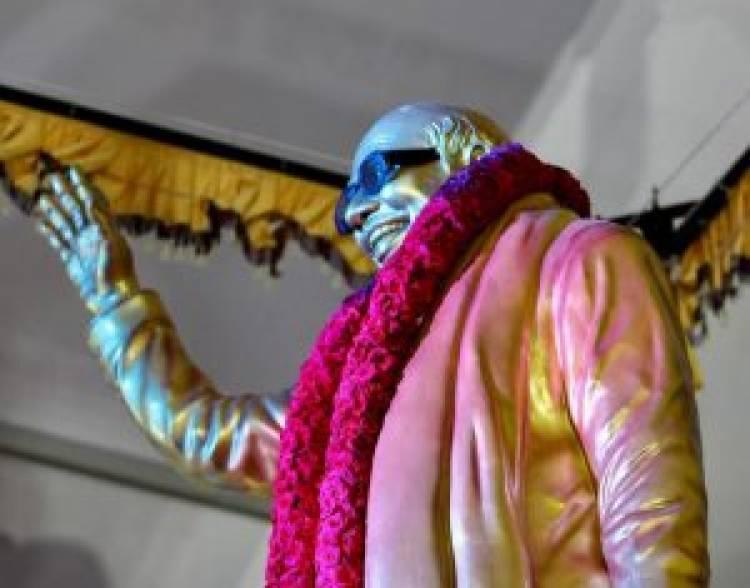 அந்தமானில் கருணாநிதியின் சிலையைத் திறந்து வைத்தார் மு.க. ஸ்டாலின்