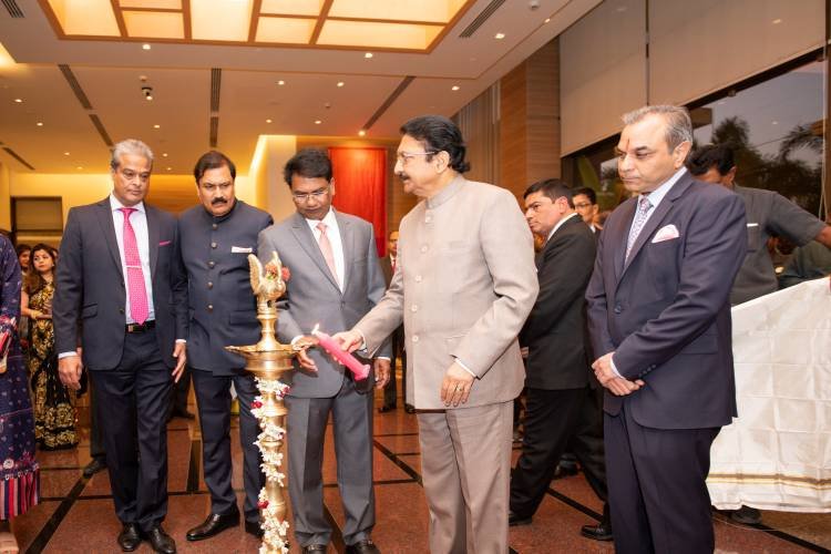 Shri C. Vidyasagar Rao, former Governor of Maharashtra & Tamil Nadu inaugurates Welcomhotel GST Road, Chennai