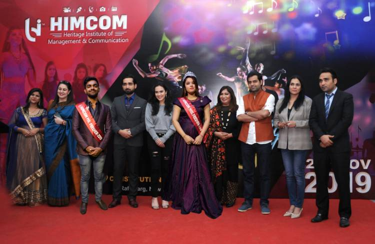 Fresher's Party at HIMCOM