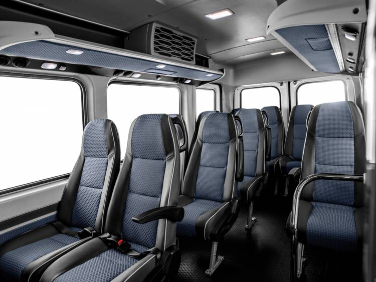 Force Motors Reveals Next Gen Shared Mobility platform – T1N