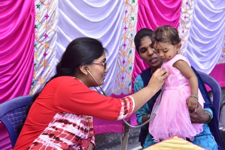 Mitsubishi Electric India boosts social initiative through Health Awareness Camp