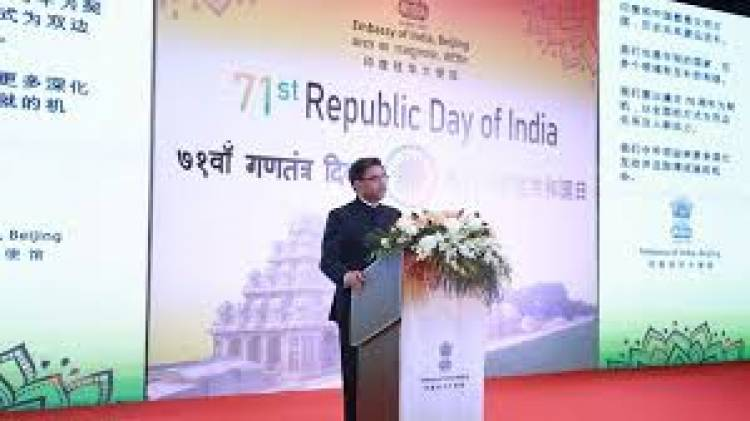 Indian Embassy In China Cancels R-Day Celebrations