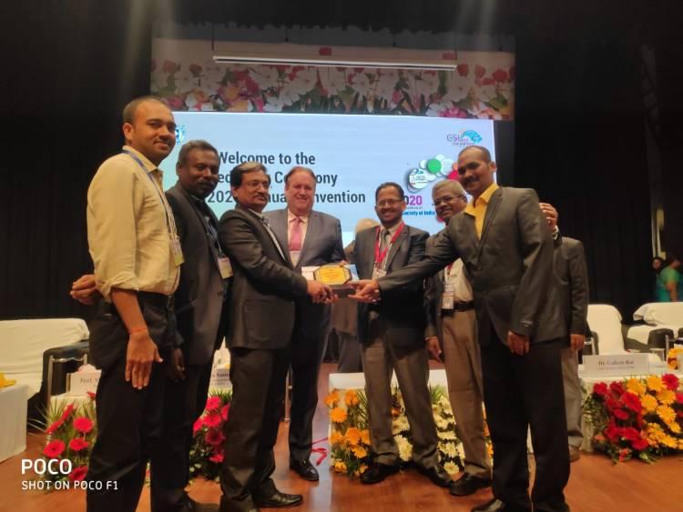 CSI Kancheeepuram Chapter Bags More Than Fifteen Awards