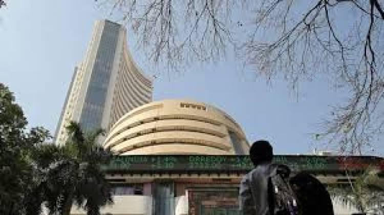 Nifty closes at 12,130-Tata Motors top performer