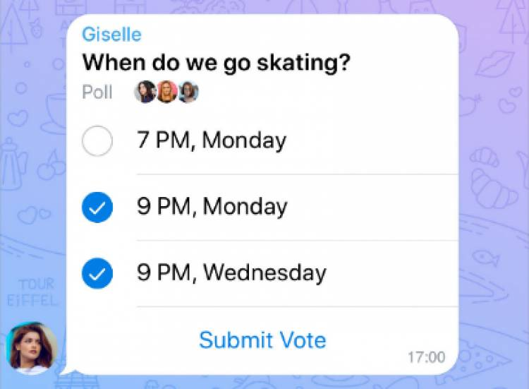 Telegram introduces Polls 2.0 to enhance chat experience