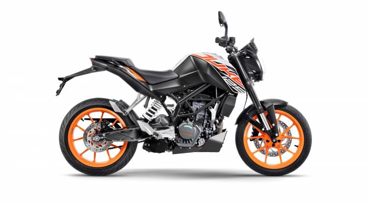 KTM LAUNCHES ALL NEW BS6 COMPLIANT 2020 RANGE