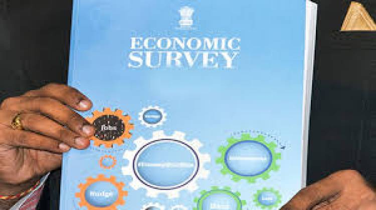 Economic Survey 2020 tabled in the Parliament by the Finance Minister