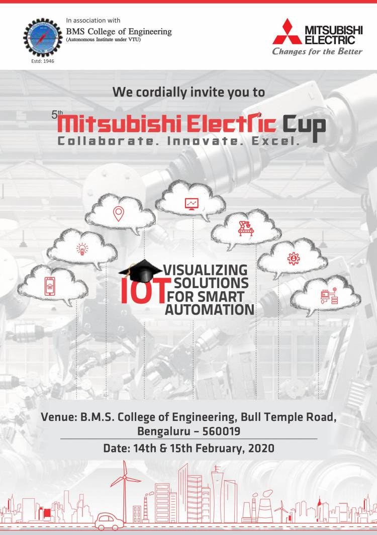 Budding Engineers prepare to battle in the 5th Edition of Mitsubishi Electric Cup