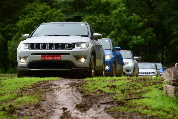 Entire Jeep® Range Now Fully Upgraded to BSVI