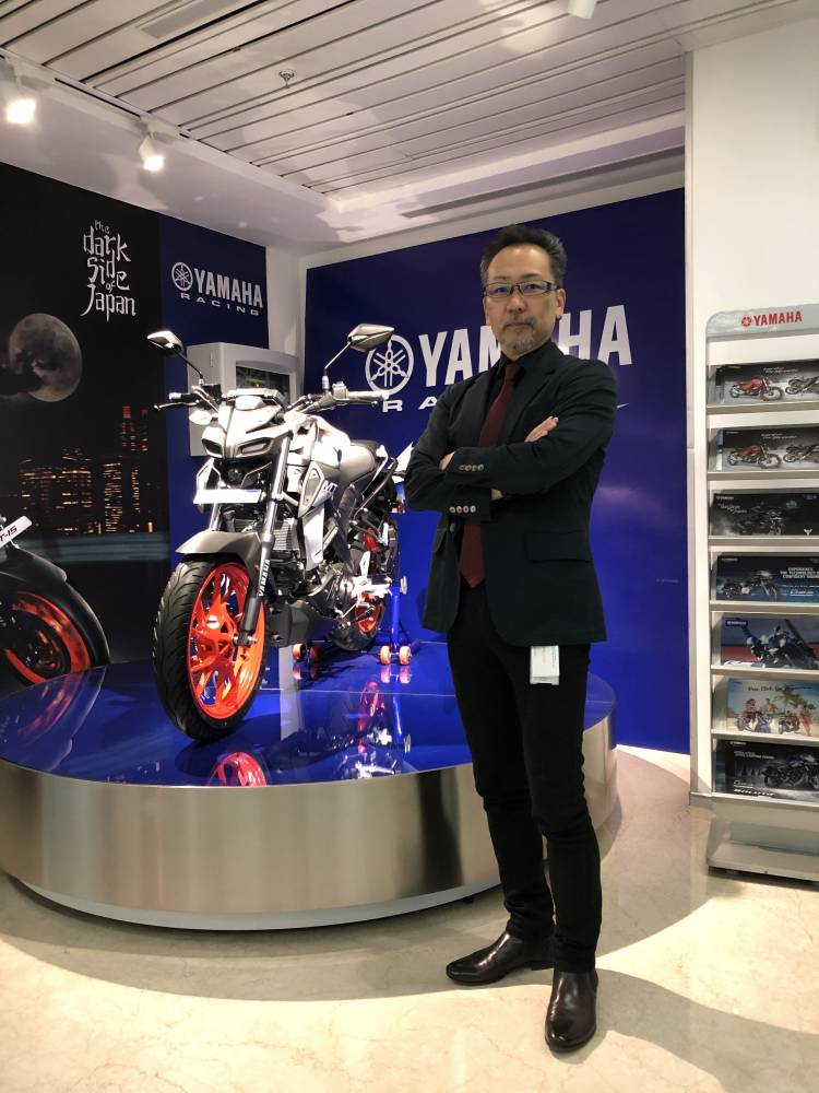 Yamaha Motor's research wing in India appoints, Mr. Hideki Fujiwara as the new Managing Director, YMRI