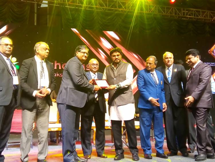 Rotary – SICCI CSR Awards presented Four Largest Companies in India recognized for CSR Activities
