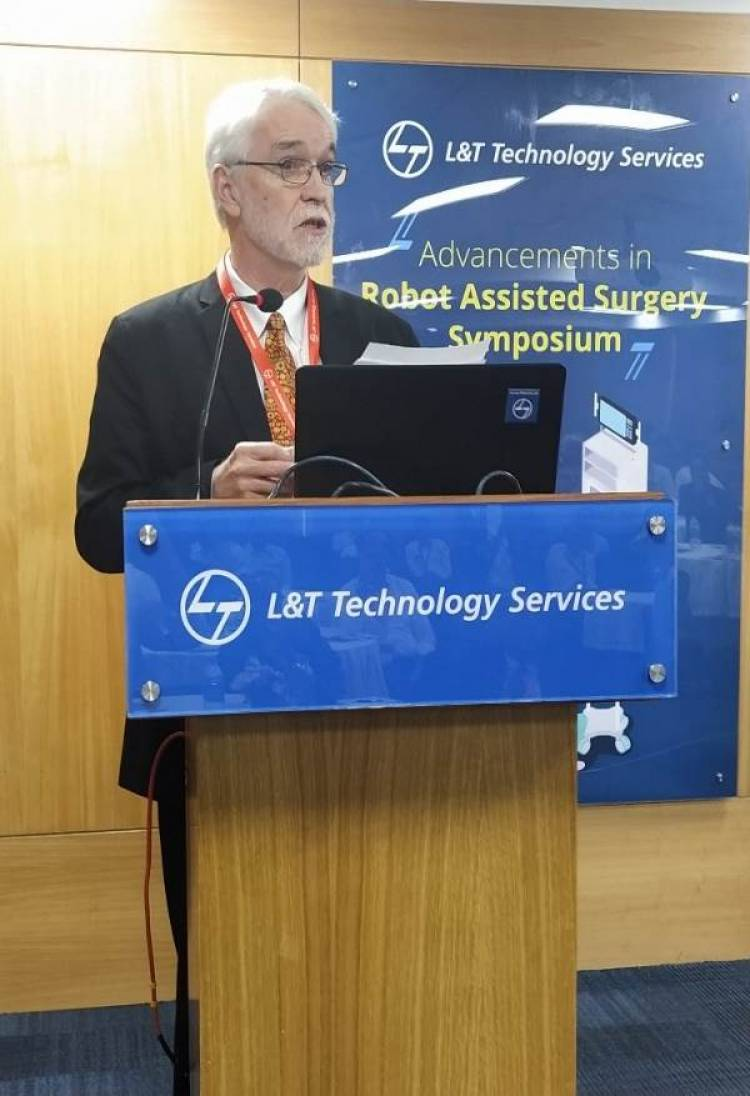 L&T Technology Services believes 50% of all surgeries will be robot assisted by 2025