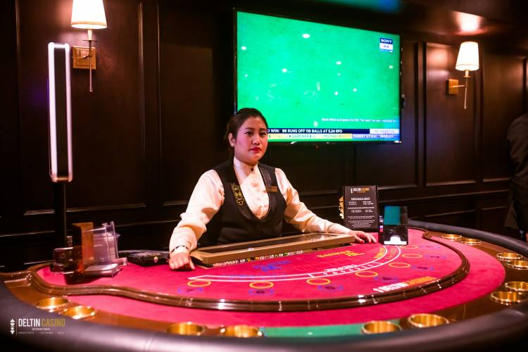 The Deltin Group launches its first International Casino at the Marriott Hotel in Kathmandu Nepal