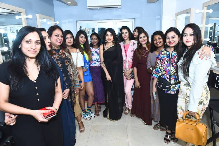 Launch of Pro Art Makeup Academy