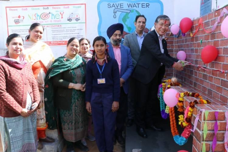 Mitsubishi Electric India extends CSR initiative to 5 Government Schools around Chandigarh