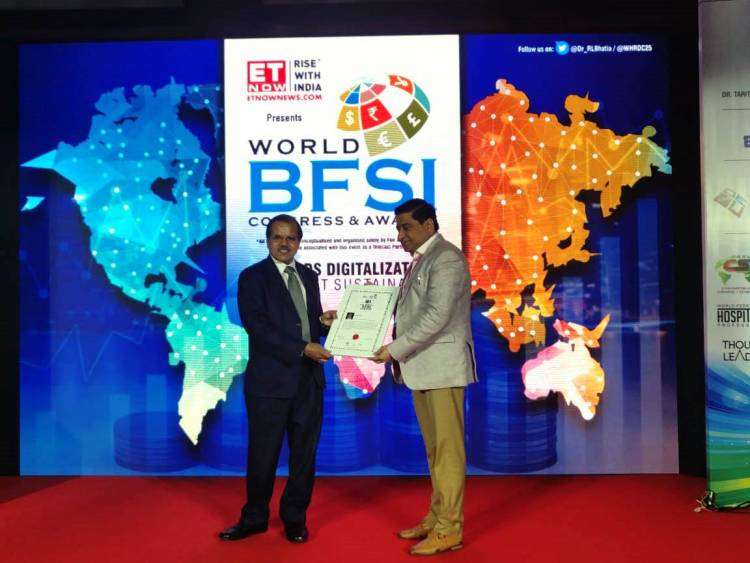 Shriram General Insurance President, Mr. Aftab Alvi Conferred with 3 awards at the World BFSI Congress Awards