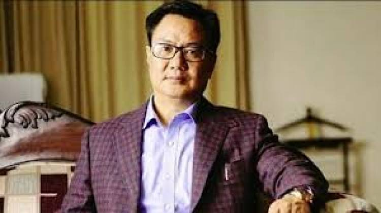 PM Modi directed all govt depts to work for youths,says Kiren Rijiju