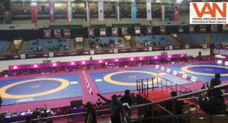 Asian Wrestling championships:Four medals assured for India